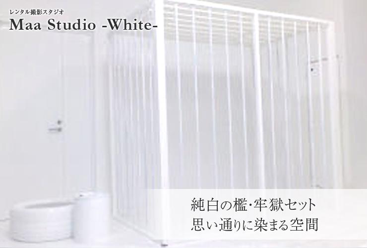 純白の牢獄セット