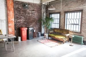 スタジオ コフ 1階
