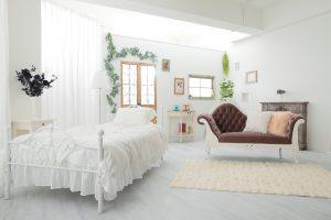 かわいいお部屋シチュエーションです。